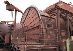 Olympic Dam Svedala Mill