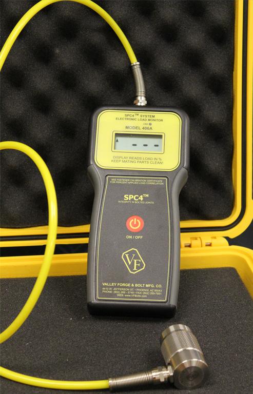SPC4™ 406A Handheld Meter